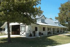 9 Stall Barn w/Living Quarters|Equine Facility Master Site Plan