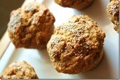 Muffins végétaliens aux carottes et chia