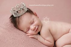Newborn Photo Prop Newborn Headband Baby by ASweetSweetBoutique, $30.00 ETSY so sweet