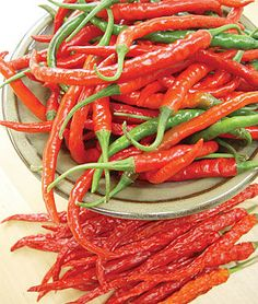 Add some zest to your cooking with exclusive types of hot pepper seeds and plants available at Burpee seeds. Find delightfully flavorful and hot pepper seeds for yellow, green, and red varieties of hot peppers in stock today at Burpee seeds. Cayenne Pepper Plant, Cayenne Peppers, Long Hot Peppers, Red Peppers, Fruits And Veggies, Vegetables, Pepper Plants, Pepper Seeds, Stuffed Sweet Peppers