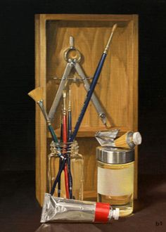 Bryan Larsen at Quent Cordair Fine Art - The Finest in Romantic Realism