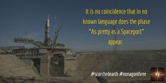 """It is no coincidence that in no known language does the phase """"As pretty as a Spaceport"""" appear. #gamedev #indiedev #nonagonthree"""