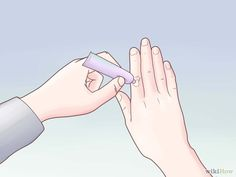 How to Remove a Splinter with Baking Soda rub, bandage, wait 24 hours should be popped up from the skin, ..pull out with tweezers, if painful, numb with Ora-gel.