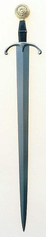 Early 16th C Italian sword from Ferrara.