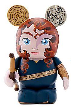 Merida from The Disney Pixar Brave Set