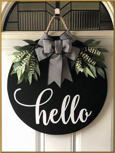 Diy Christmas Decorations, Christmas Crafts, Holiday Decor, Diy Door Decorations, Apple Decorations, Xmas, Christmas Coasters, Home Crafts, Diy Home Decor