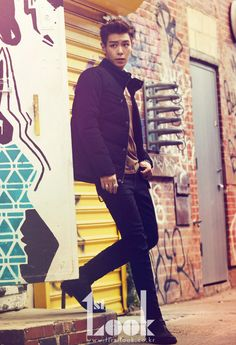 t.o.p.'s 1st look photoshoot