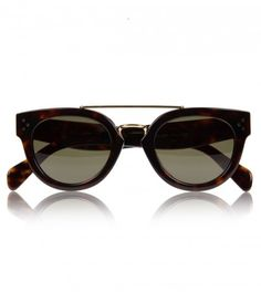 Designer Clothes, Shoes & Bags for Women Celine, Havana, Cat Eye Sunglasses, Eyewear, Fashion Accessories, Shoe Bag, Dark, My Style, Stuff To Buy
