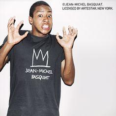 3c57aca3 26 Best UNIQLO x Jean-Michel Basquiat images | Jean michel basquiat ...
