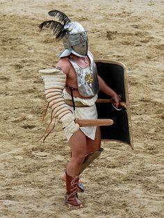 Provocator – Gladiatorenfest Carnuntum
