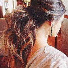 ❤️❤️❤️ ponytails!!! #Padgram