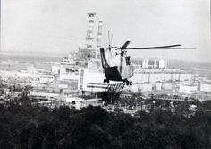 Mil Mi26 , Chernobil