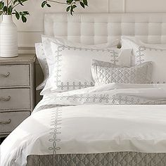 Matouk Gordian Knot Bedding Collection | Gracious Home | Product