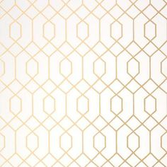 Click To Zoom In - Thibaut La Farge Metallic Gold T35196