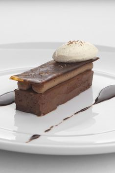Chocolate Powder, Dark Chocolate Chips, Cream Cream, Sour Cream, Sublime Chocolate, Great British Chefs, Creamed Eggs, Thing 1