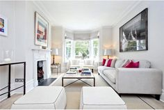 Tabor Road, Brackenbury Village, London, W6