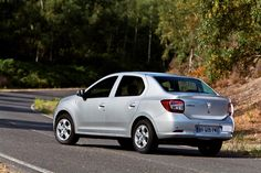 Last Model Dacia Logan Wallpaper Wide in HD