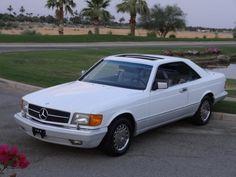 1990 Mercedes-Benz 560SEC Coupe