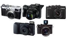 Las 5 cámaras compactas más avanzadas