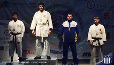 Club Atlético Talleres » Talleres y una gran actuación en el Panamericano WUFK de Karate