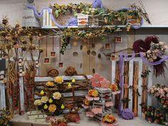 idee vetrina autunno. Accessori e oggettistica per decorazioni fai da te