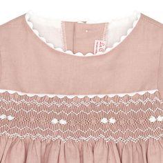 Aguilar girl smock dress                                                                                                                                                     More