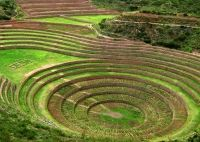 WALK ON THE SACRED LAND OF THE INCAS