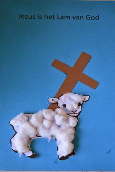 Jezus is het lam van God