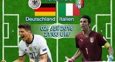 EM Liveticker Deutschland – Italien heute live * Fußball heute *