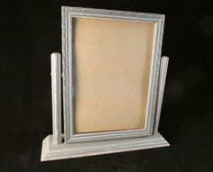 Tilt Swing Picture Frame 5x7 Photo Holder by ZenGirlAntiques. For more info or to purchase this item double click on the picture.