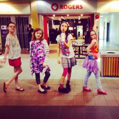 Here are the four Glitter Bomb Girls, modeling their inner and outer beauty! Glitter Bomb, Lily Pulitzer, Modeling, Girls, Beauty, Dresses, Fashion, Toddler Girls, Vestidos