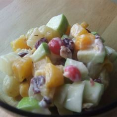 """Fabulous Fruit Salad 