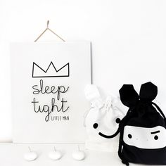 Add a little style to your little boys room with our 'Sleep Tight' wire wall plaque.A super cute quote brought to life as a three dimensional typographic piece of art.The 'Sleep Tight' design would be the perfect addition to a little boys bedroom. With a mix of vinyl and wire, this plaque offers something just that little bit more special to your regular wall print. Designed and handmade to order, each plaque is a unique piece of artwork that would suit and e...