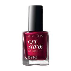 Avon Gel Shine Nail Enamel
