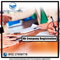 As a Agent Chuilai and Cocpa offers new company registration Services in Hong kong that is called Hk Company Registration.