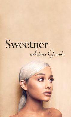 Sweetner Album Wallpaper Ariana Grande