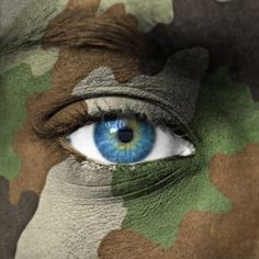 Stunning pic army marvel inspir, camouflage