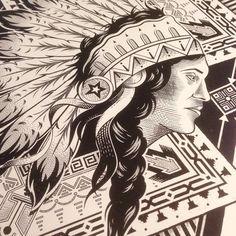 @gustorobusto bit more of the detail. #gingermonkey #Screenprint #artwork #treviso #illustration #handdrawn #vector #craft