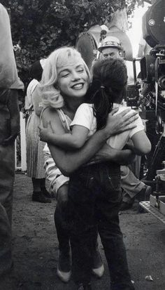 Marilyn wanted babies so badly.