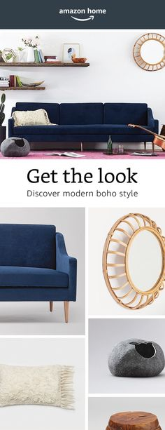 Get the look today! Shop our modern boho style favorites.