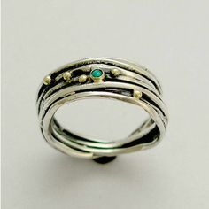 #oBaz                     #ring                     #Wrapped #Sterling #Ring  Wrapped Sterling Ring                               http://www.seapai.com/product.aspx?PID=300715