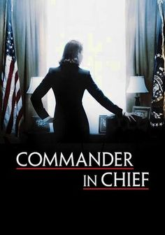 Commander in Chief (2005) With the U.S. President mortally ill, Vice President Mackenzie Allen (Geena Davis) is poised to become the first female president in the nation's history. Conniving Speaker of the House Nathan Templeton (Donald Sutherland), however, has other plans. Once in office, President Allen's challenges only deepen, as does Templeton's treachery. This well-produced political drama series earned Geena Davis an Emmy nomination for her pioneering role.