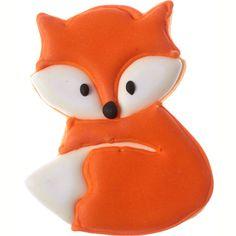 Fero Fox Cookie Cutter $8.00 http://www.fancyflours.com/product/Cookie-Cutter-Fero-Fox-Stainless-Steel/s