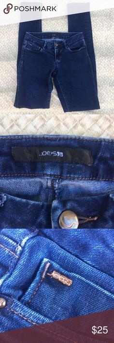Joes Jeans Skinny Honey Size 25 Joes Jeans Skinny Honey Size 25  Waist Flat 13 Rise 7 Length 32  Cotton/Elastane Joe's Jeans Jeans Skinny