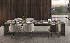 Minotti presents the 2020 Indoor & Outdoor collection