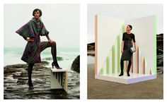 Missoni FW 2013 ADV campaign featured Stella Tennant on Freakdeluxe.co.uk