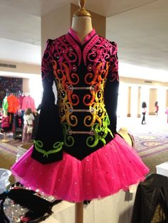 Gavin - Irish dance solo costume