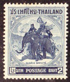 Thailand Thai postage stamp