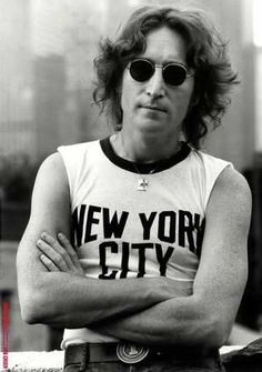 I know what you are thinking: John Lennon was a brilliant artist.  It's true.  But he was also a total dick.  Blame Yoko if you must, but I feel like John Lennon really broke up the Beatles.  Probably the greatest pop band in recorded history.  Nice work.  Dick.