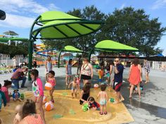 Tips to make a day at the waterpark fun with a baby or toddler in tow.